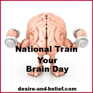 Train your brain day quotes