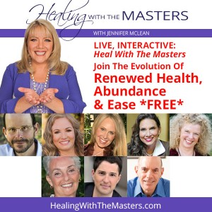 Healing With The Masters 2016
